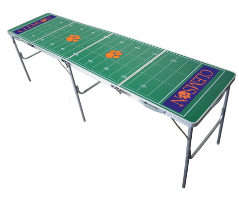 Image: Clemson Tigers Tailgate Table | Proline Tailgating