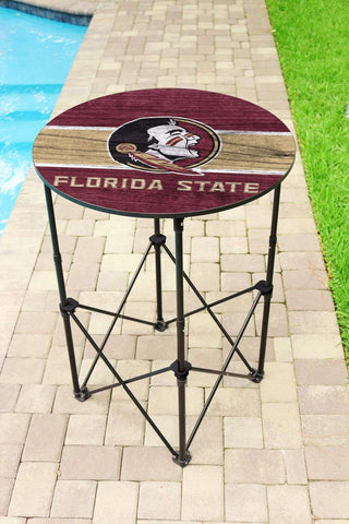 Image: Florida State Seminoles Round Table | Proline Tailgating