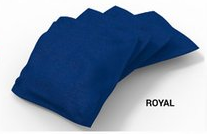Image: Product Builder Royal Solid Bean Bags-4pk | Proline Tailgating
