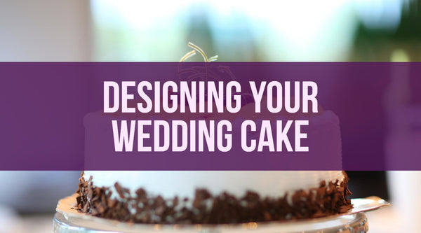 Know the Rules Before Breaking Them: Designing Your Wedding Cake
