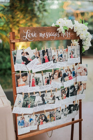 Polaroid Wedding Guest Book.Wedding Guest Book Ideas Ella Celebration