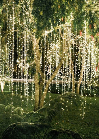 wedding trends twinkle lights
