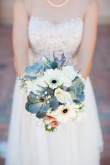 spring wedding flowers daisies 1
