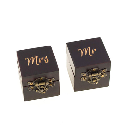 Mr & Mrs Ring Box Set