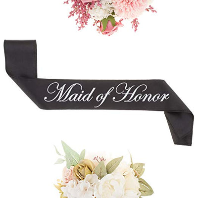 Maid of Honor Sash