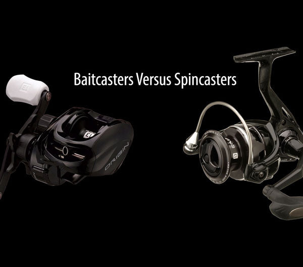 What's Best, Spinning Or Bait Casting Reels For Kayak Fishing?