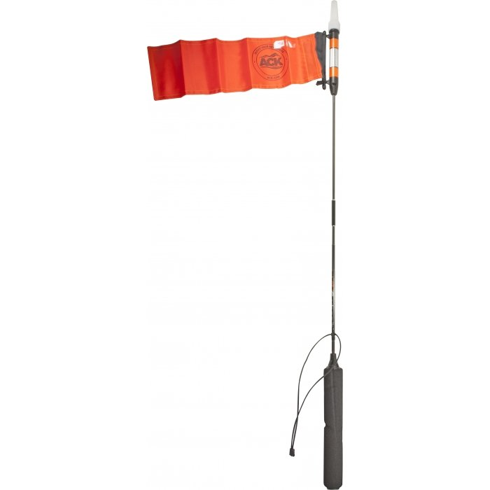 Kayak Fishing Safety Flag Accessory