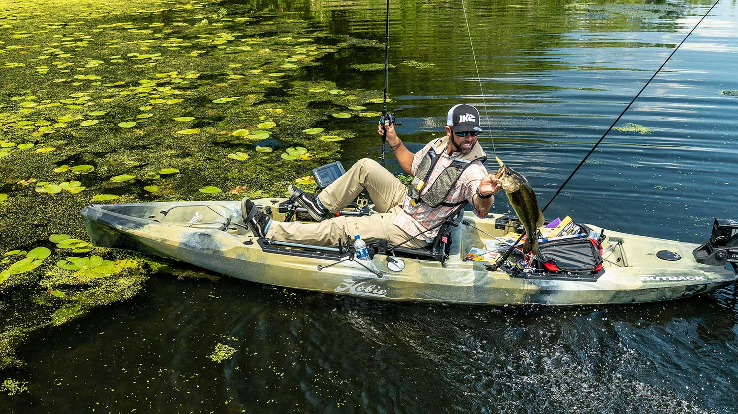 Win A Hobie Fishing Kayak 3 Day Rental