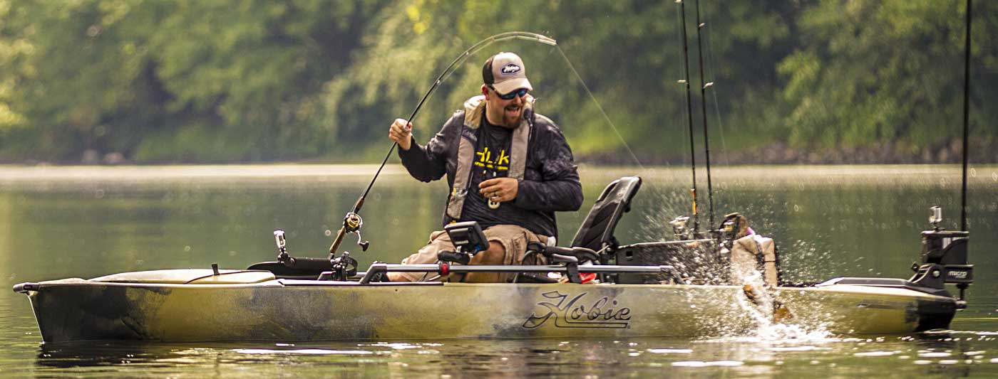 Hobie Fishing Kayaks