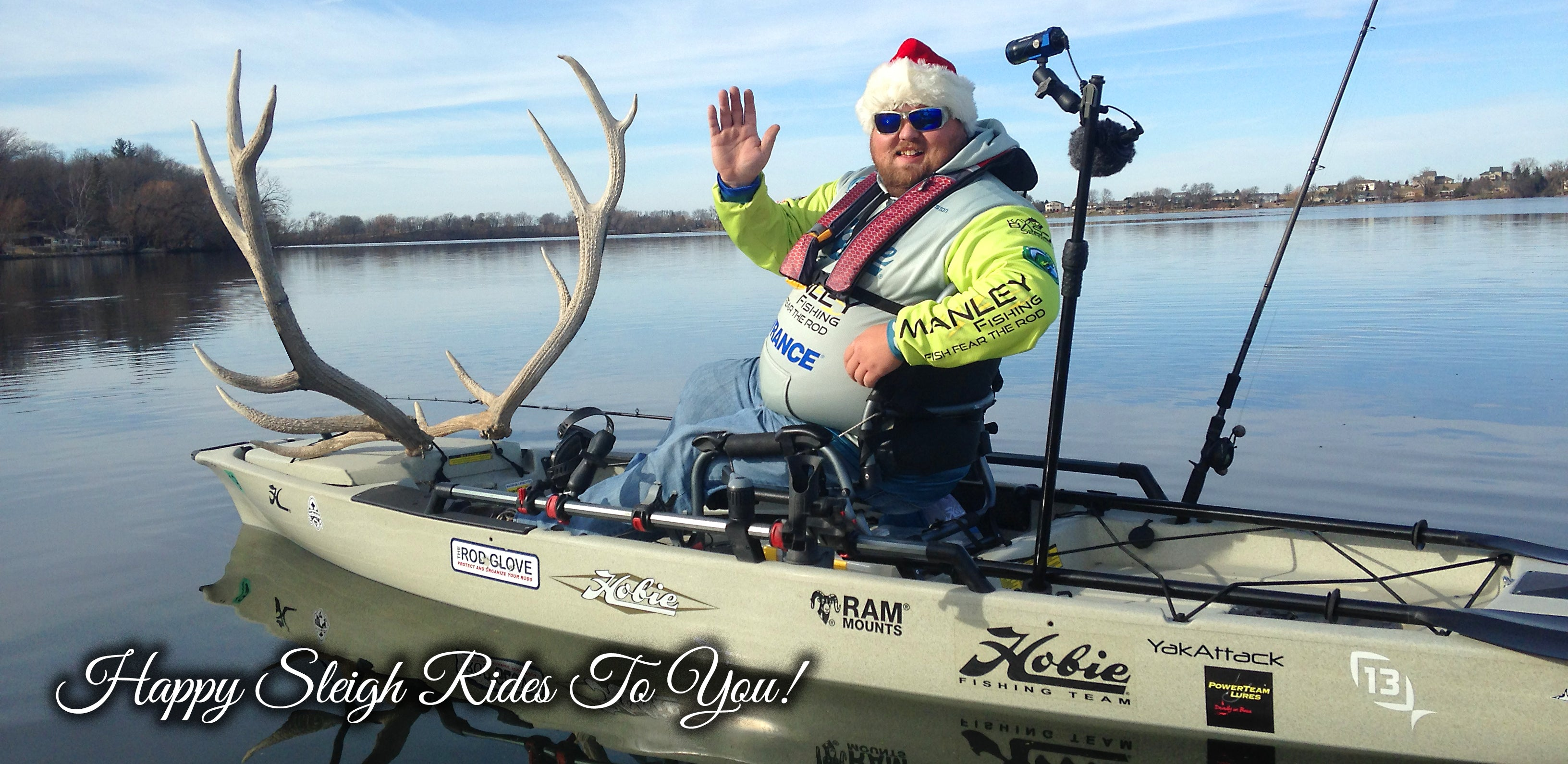 holiday kayak fishing gift ideas