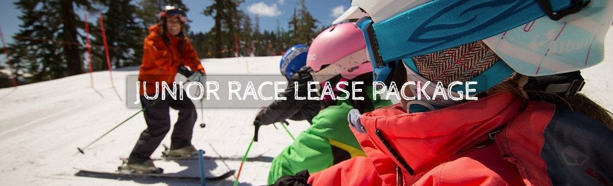 Youth Kids Race Ski Boot Lease Rental Package Hi Tempo Ski Shop MN D Leage