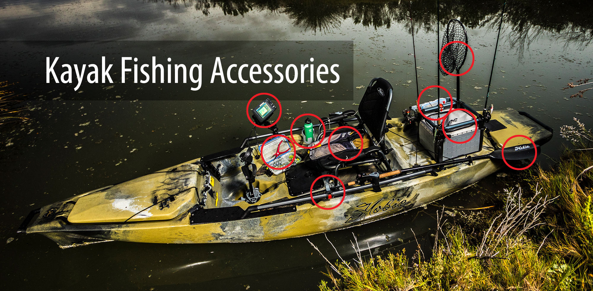 Kayak Fishing Accessories
