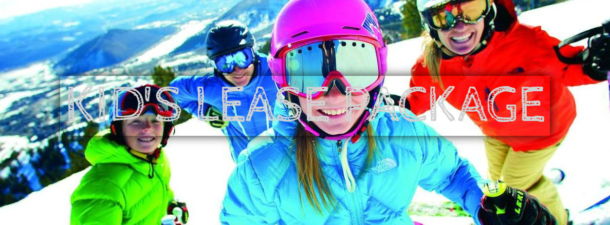 kid's Ski Lease Package Hi Tempo Ski Shop MN