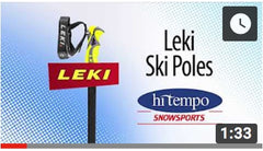 How Leki Skip Poles Work