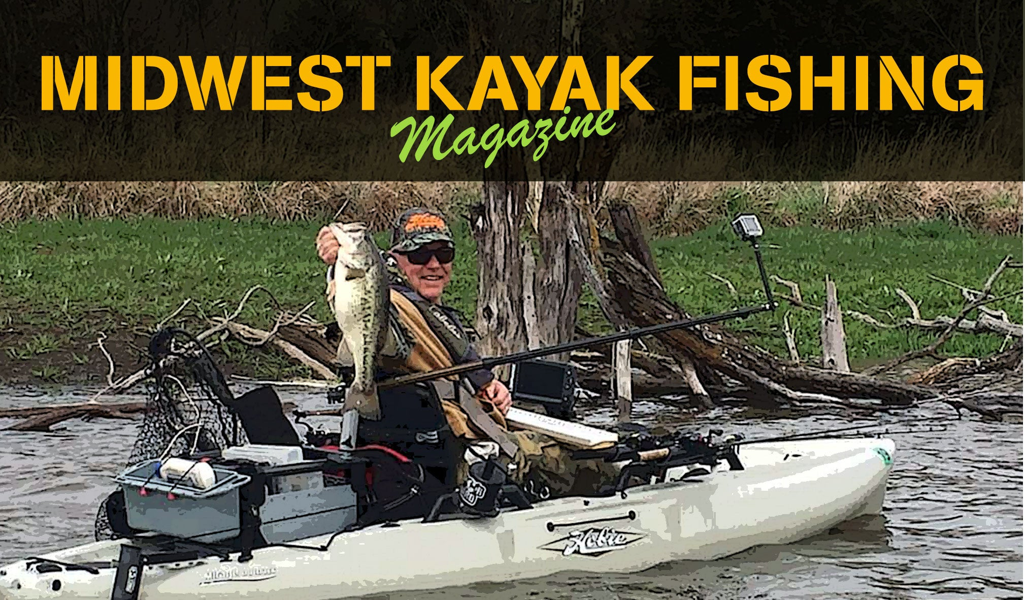 Midwest Kayak Fishing Magazine