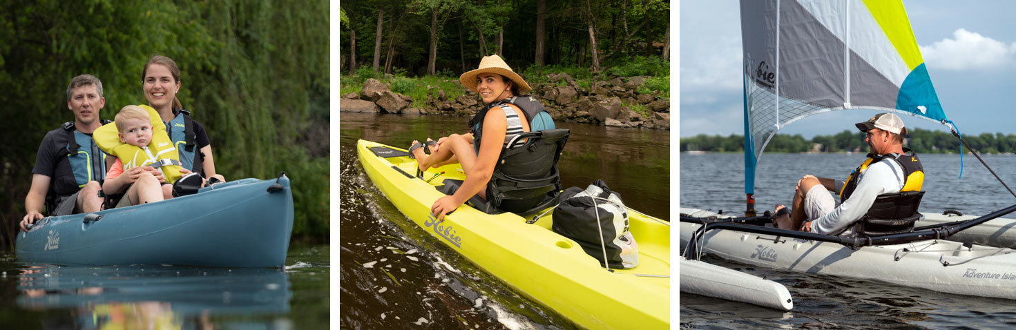Which Hobie Kayak Is Right For You?