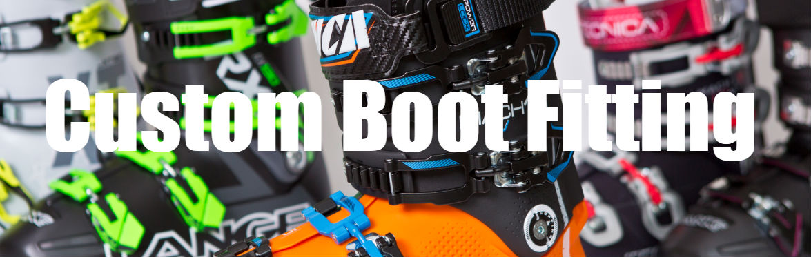 Hi Tempo Custom Ski Boot Fitting