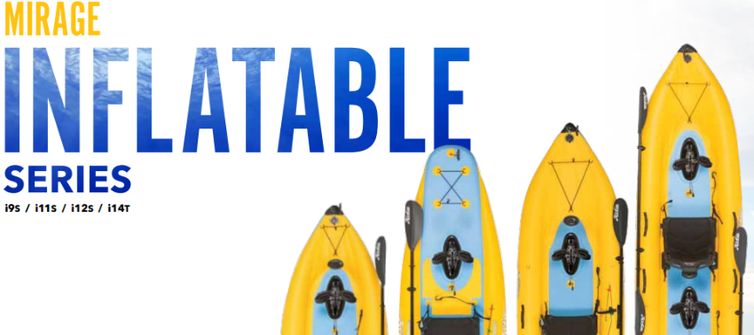Hobie Inflatable Series Banner