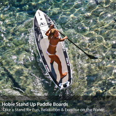Hi Tempo Hobie Stand Up Paddle Boards SUP MN WI IA ND MI