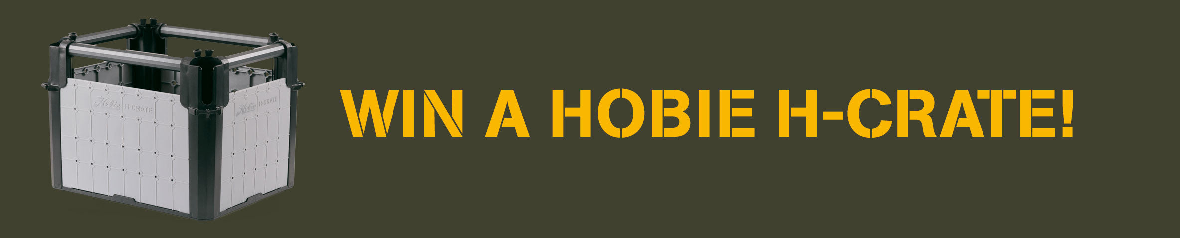 Win A Hobie H-Crate