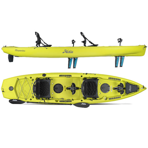 Hobie Mirage Compass Duo Tandem Kayak - 2019