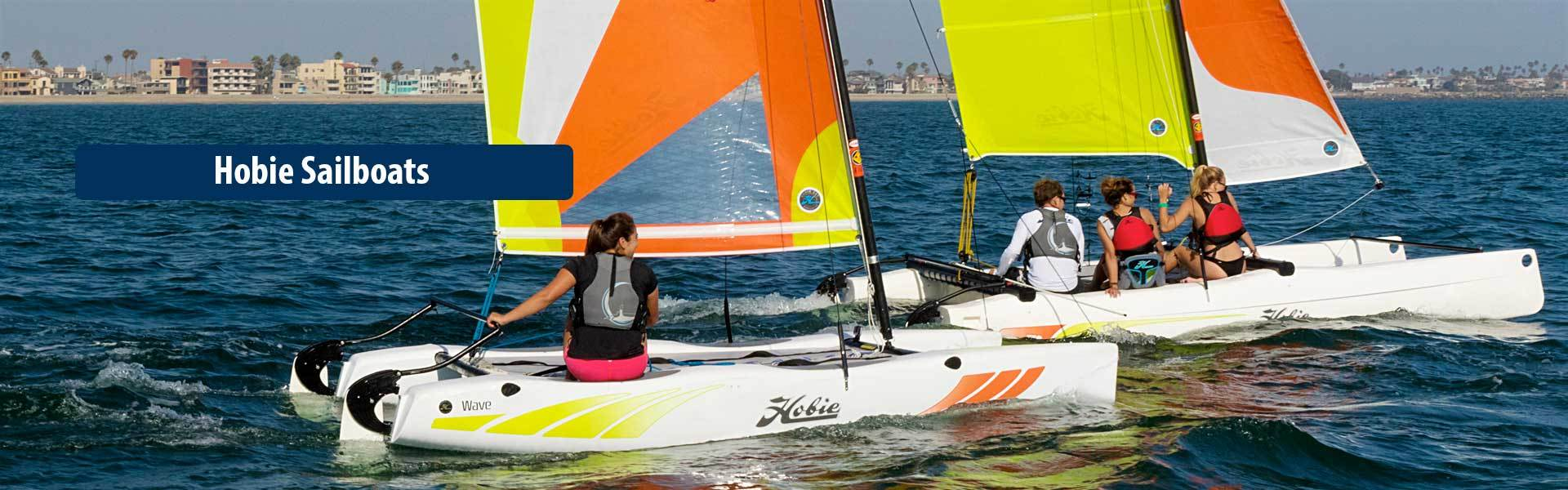 Hobie Sailboats