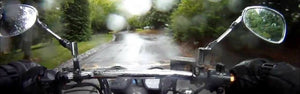 Riding in the Rain: Waterproofing your Phone, GPS, etc.