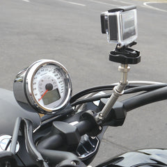Shooting Video While Riding a Motorcycle