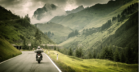 Dreamin': Motorcycle Travel Part I