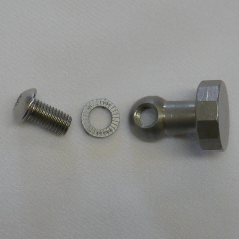 Leader Faceted Lug - Ultra-Swivel