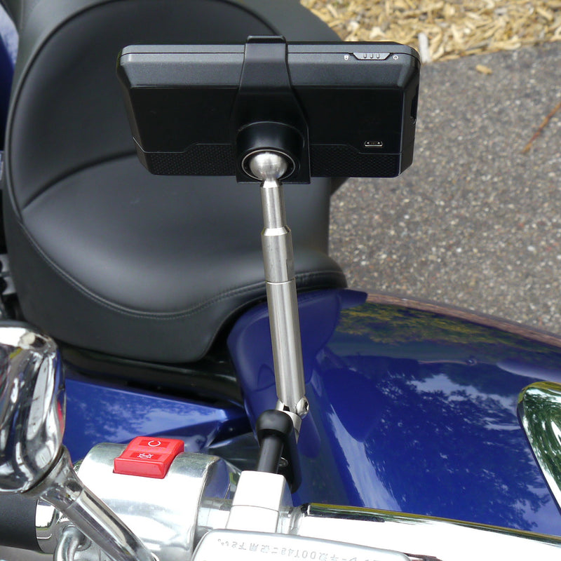 Urban GPS Ball Mount w/Extension - Brake/Clutch (Black)