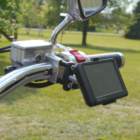 Urban Ball GPS Mount - Brake/Clutch (Black)