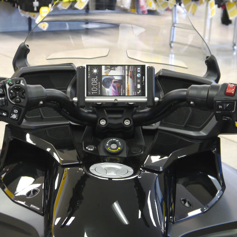 Urban Slide Phone Mount (Horizontal) - Can-Am Spyder