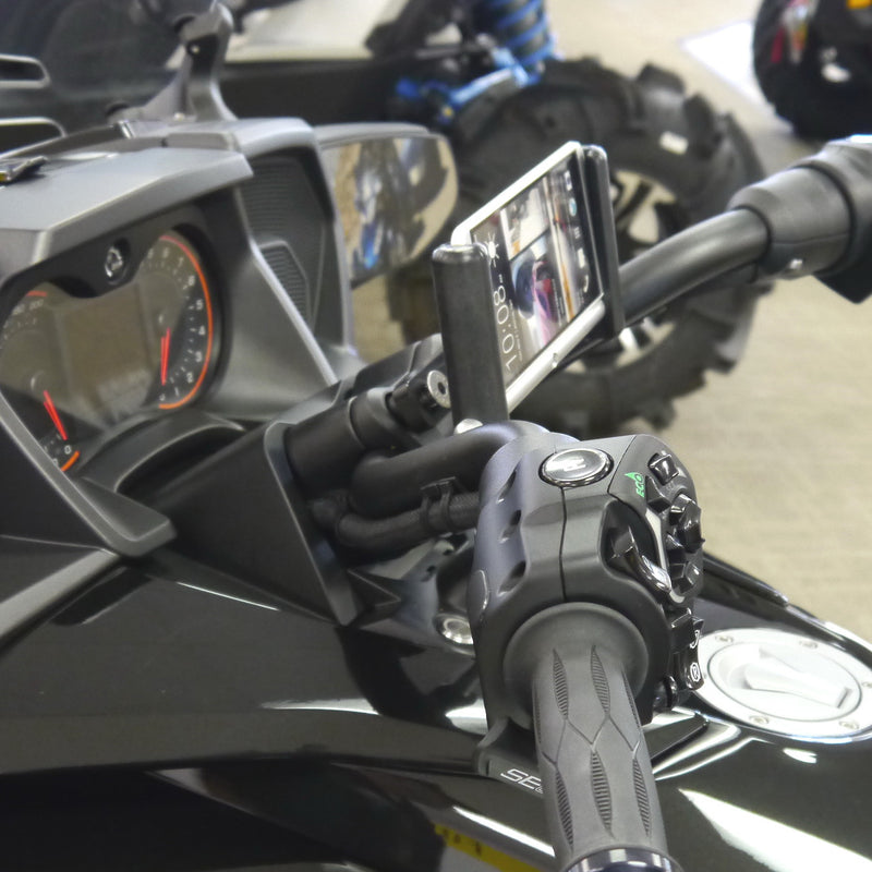 Scratch-n-Dent: Urban Slide Phone & GPS Mount - Can-Am Spyder