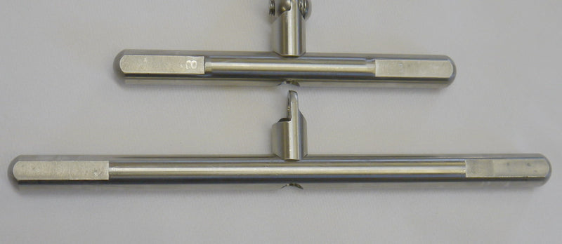 eCaddy Slide Rod (Stainless Steel)