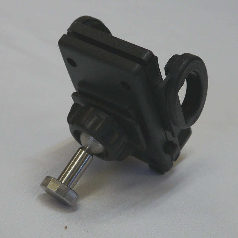 eCaddy Standard Assembly (ball stem/adaptor/cradle)