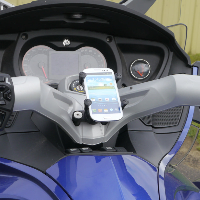 Scratch-n-Dent Urban X-Grip Adaptor Mount for Can-Am Spyder