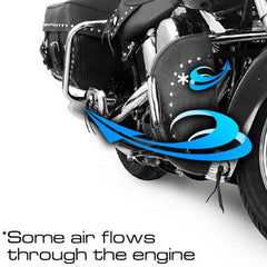 New Desert Dawgs Fitment for Kawasaki Vulcan 1600