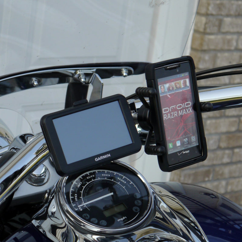 eCaddy DUAL Multi-Gadget Mount