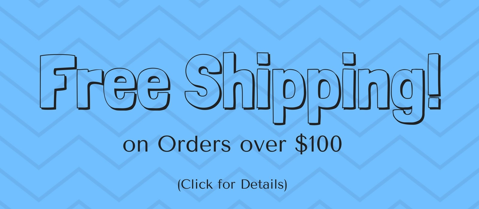Free Shipping on Orders Over $60