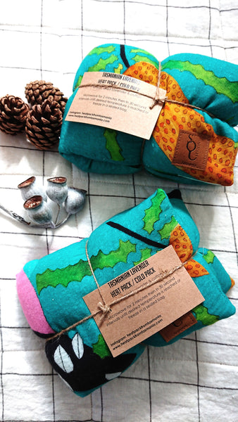 Organic Cotton Heat/Cold Packs