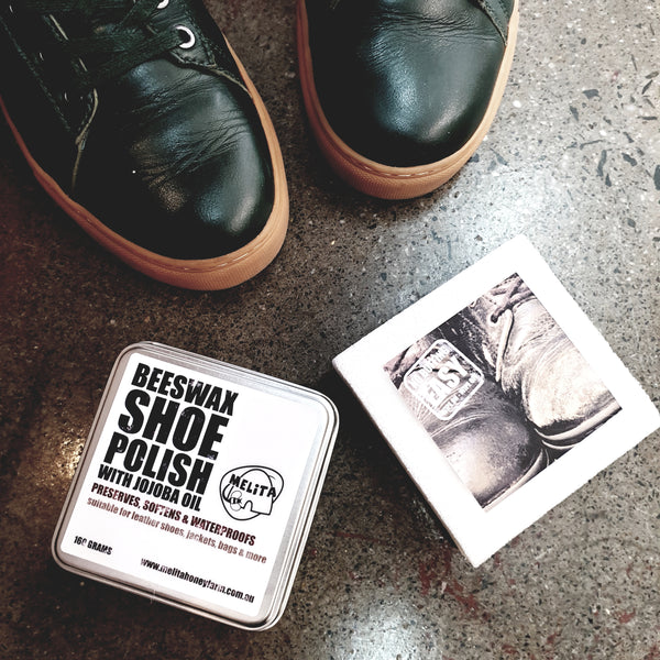 BEESWAX Shoe Polish