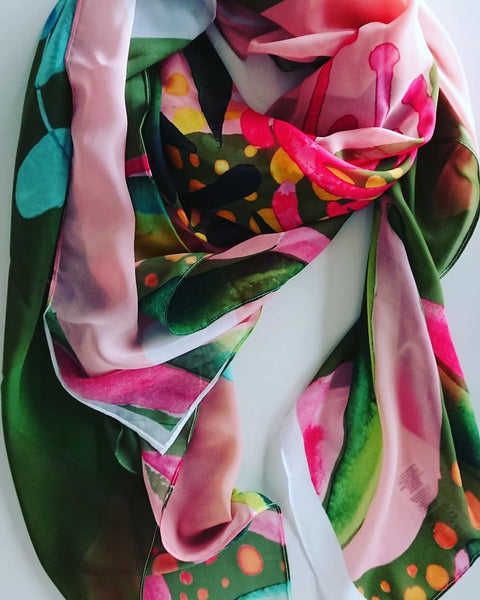 Fashion Square Scarves