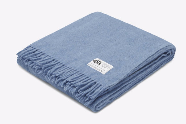 Seljak Opal Recycled Wool Throw
