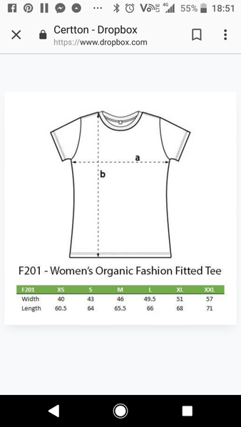 Women's Devil Organic Tee-50% OFF