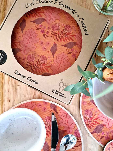 Placemat and Coaster Sets - Bosa Art Co