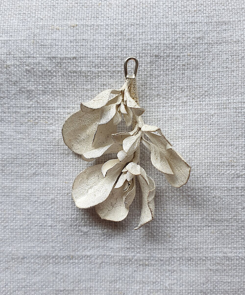 Silver Botanical Necklaces- Anja Jagsch
