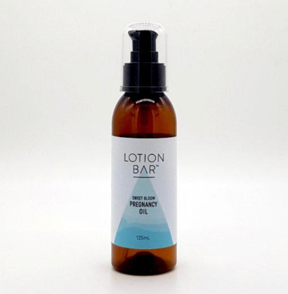 Sweet Bloom Pregnancy Oil - Lotion Bar
