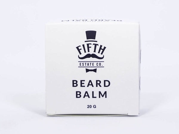 Beard Balm - Pepper & Bergamot
