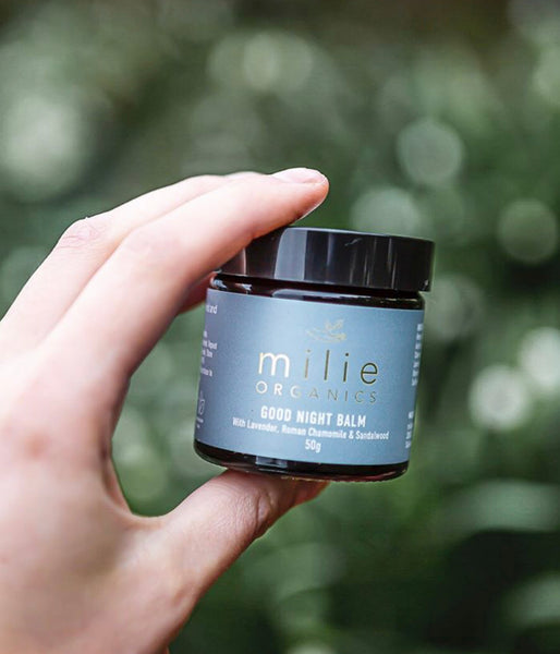 Milie Organics Good Night Balm